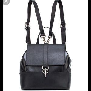 Gorgeous Rudsak leather backpack purse